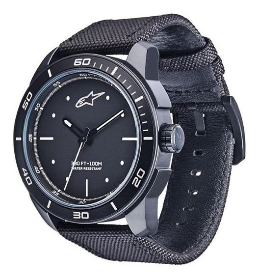 Relógio Alpinestars Tech Preto / Branco
