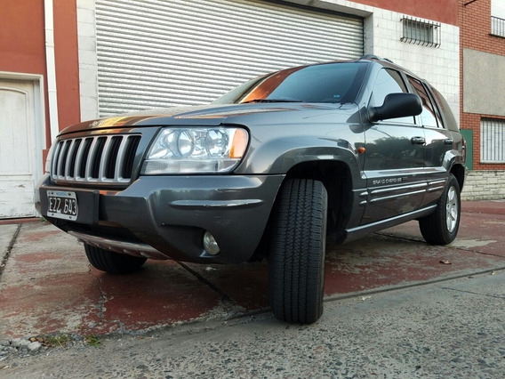 Jeep Grand Cherokee 2.7 Crd Limited Automática 2005