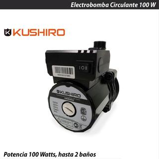 Bomba Agua Presurizadora Kushiro 2 Baños Calefón/termo