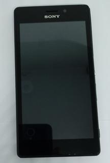 Sony D2403 Xperia M2 Preto 8gb Com Defeito Sem Garantia