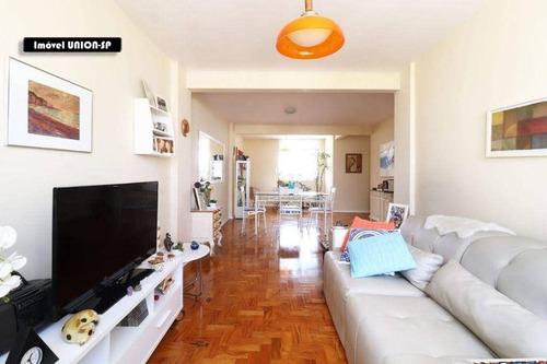 Imagem 1 de 29 de Apartamento Com 3 Dormitórios À Venda, 117 M² - Perdizes - São Paulo/sp - Ap52499