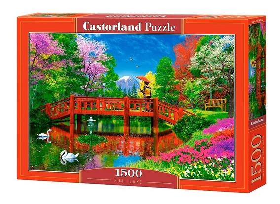 Rompecabezas Puzzle Castorland 1500 Piezas Varios Modelos