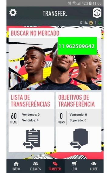 Compr0 Conta Fifa 20 Web App Liberado