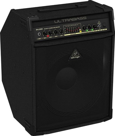 Amplificador Para Bajo Behringer Blx3000 300w Oferta! Envios