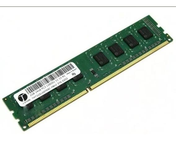 Memoria Ram 4gb Ddr4 Teikon 1rx8 Pc4-2133p