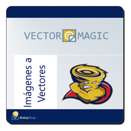 Sw: Vector Magic - Imágenes A Vectores - Vectorizar