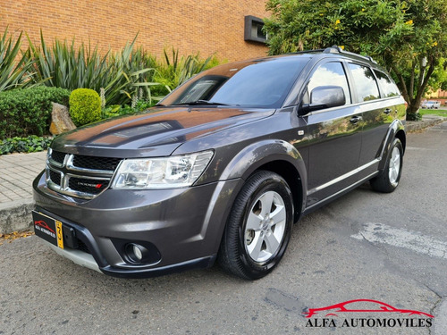 Dodge Journey Se 2.400cc A/t 7 Puestos 2015