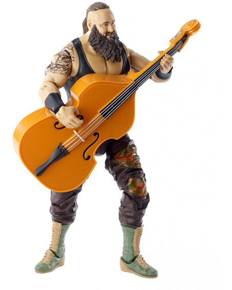 Wwe Elite Braun Strowman Summerslam Figura De Accion Mattel