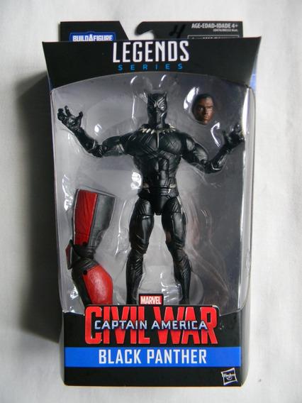 Black Panther Marvel Legends Baf Giant Man