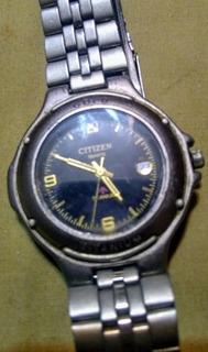 Reloj Símil Titanium Importado