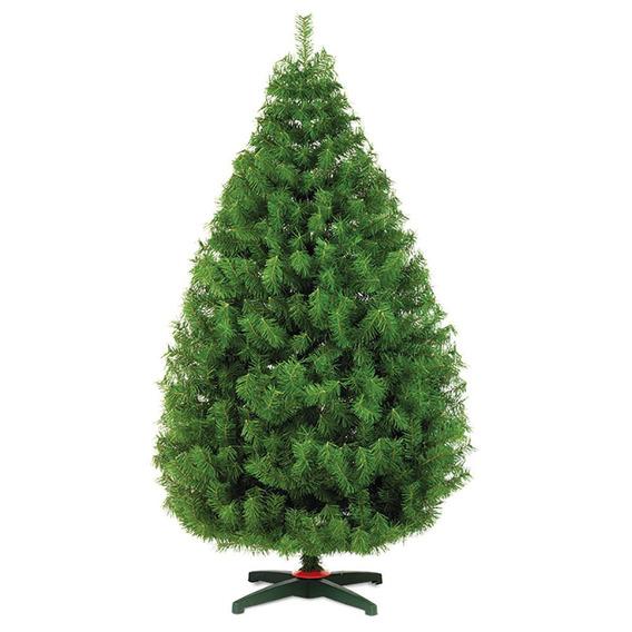 Arbol Pino Navidad Frondoso Artificial 160cm Balsam Verde