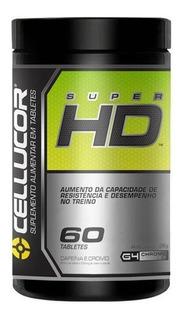 Termogênico Super Hd (60 Tbs) Cellucor