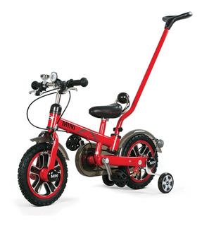 Bicicleta Rodado 12 Rastar 1203 De Lujo Diseño Mini