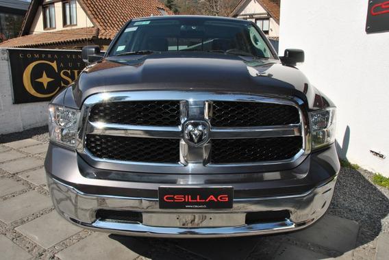 Dodge Ram 1500 4x4 Doble Cabina 2015 Automatica Flamante