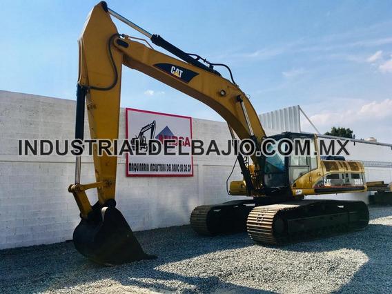 Excavadora Caterpillar 330cl John Deere Volvo Jcb Hyundai