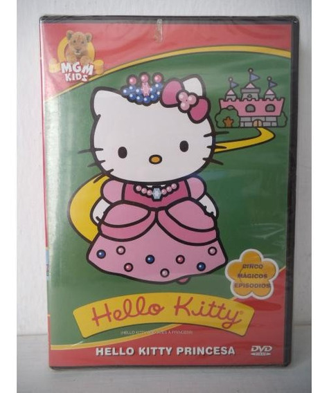 Hello Kitty Princesa Dvd