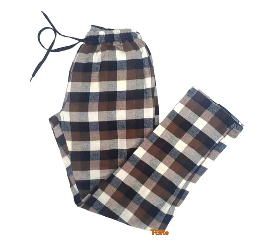 Pantalones Tipo Elepants Cuadrille Invierno Del 36 Al 48