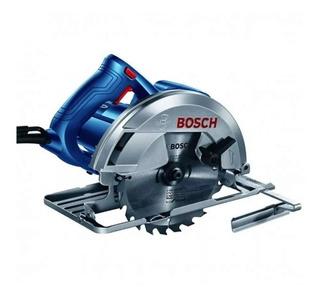Sierra Circular 1500w + Disco Bosch Gks 150 - Cuotas S/inter