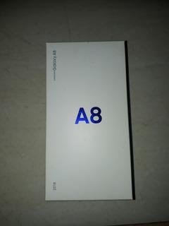 Celular Samsung Galaxy A8 64gb Quase Novo Com Pouco Uso