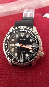 Citizen Diver Mergulho Automático Nh8380-15e