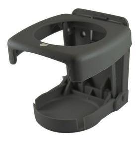 Kit Com 12 Porta-copos Retrátil Para Barcos (cinza Chumbo)
