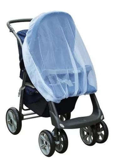Mosqueteiro Para Carrinho Bercinho Bebê Conforto Mosquiteiro