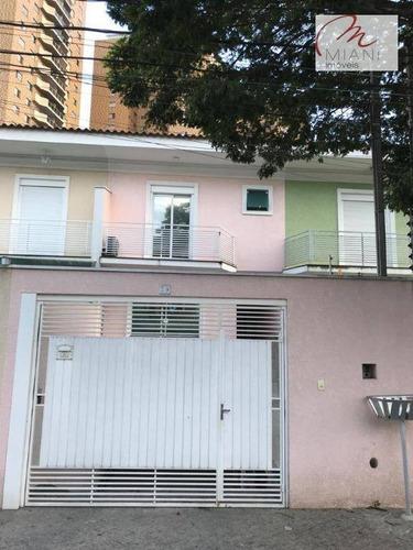 Imagem 1 de 18 de Sobrado 3 Suites- Jd Bonfiglioli - So1165