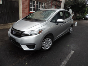 Honda Fit 2016 1.5 Cool Mt 5 Marchas