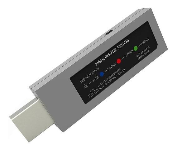 Adaptador Bluetooth Ps3 Ps4 Xbox 360 One P/ Nintendo Switch