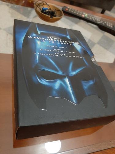 Imagen 1 de 12 de La Trilogía Batman El Caballero De La Noche