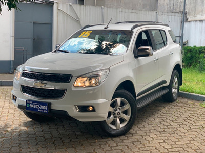 Chevrolet Trailblazer Ltz 2.8 Turbo Diesel 4x4 7 Lugares