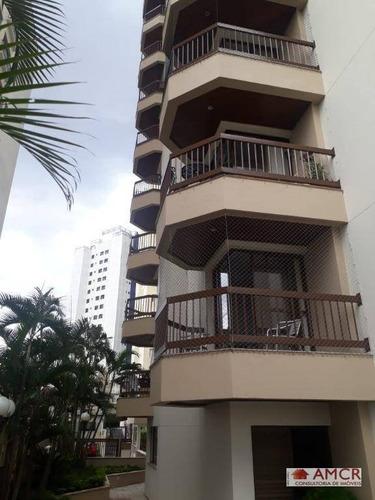 Imagem 1 de 25 de Apartamento Á Venda Em Analia Franco, São Paulo - Ap0732