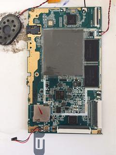 Motherboard Tablet Gonna Jaguar J7a 8b - Leer Bien!