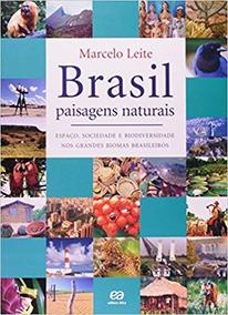 Brasil Paisagens Naturais - Editora Ática