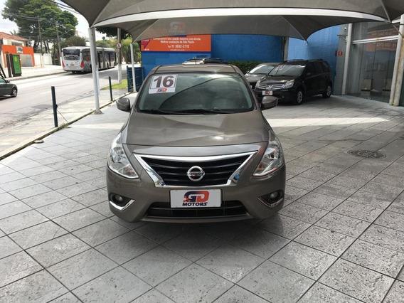 Nissan Versa 16v Flex Unique Câmbio Manual