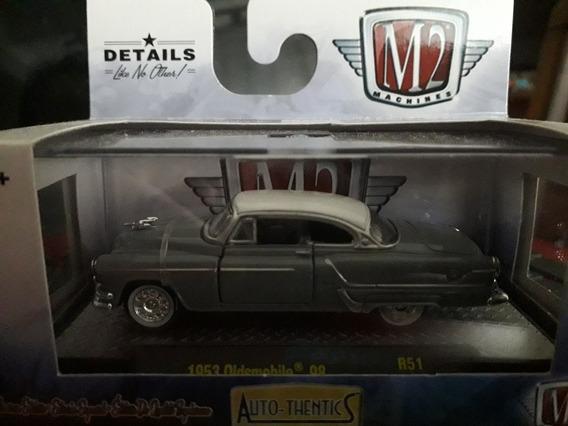 Auto M2 Oldsmobile 1953 Nurvo En Caja.Solo Collecionistas.