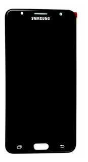 Touch C Displey Celular Samsung J 7 Prime G 610 Preto Amoled