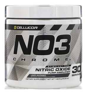 No3 Chrome Pó 30 Doses Óxido Nítrico Vasodilatador Cellucor