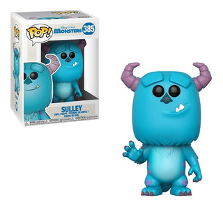 Funko Pop Disney Monster Inc Sulley 385 Original