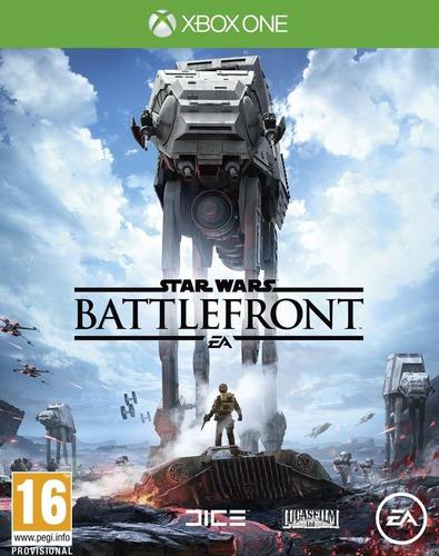 Imagen 1 de 2 de Star Wars Battlefront - Xbox One Físico - Play For Fun