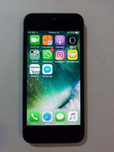iPhone 5s 16gb Space Gray Seminovo Desbloqueado