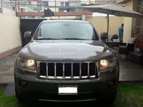 Jeep Grand Cherokee Limited 4x4 2012 Automatica Secuencial