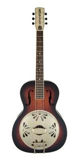 Guitarra acústica Gretsch G9240 Alligator caoba sunburst