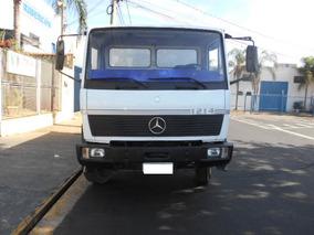 Mercedes Basculante 1214 97 Impecável Itália Caminhões