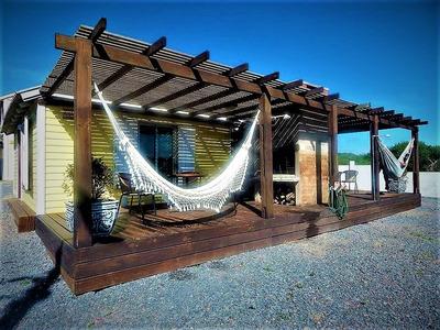 Cabañas De Alquiler, Excelente Ubicacion, Playa La Viuda