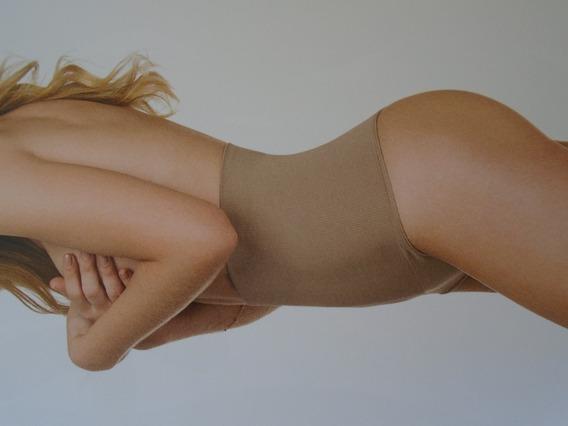 Calcinha Modeladora Sem Costura Zee Rucci Fio Dental Alta