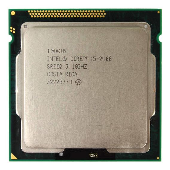 Processador Intel Core I5-2400 3.10ghz Lga1155 Sr00q (12628)