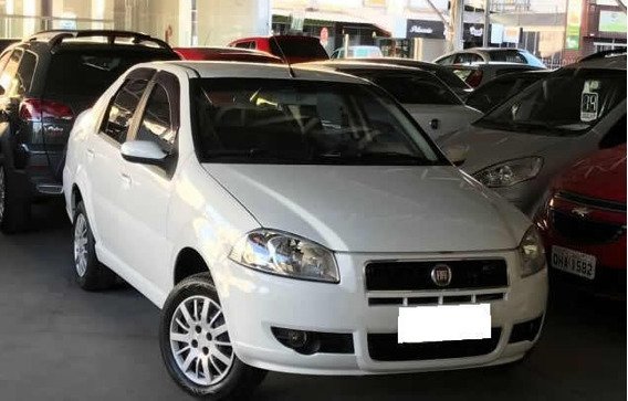 Fiat Siena 1.0 El Manual 4p 2010 Flex.