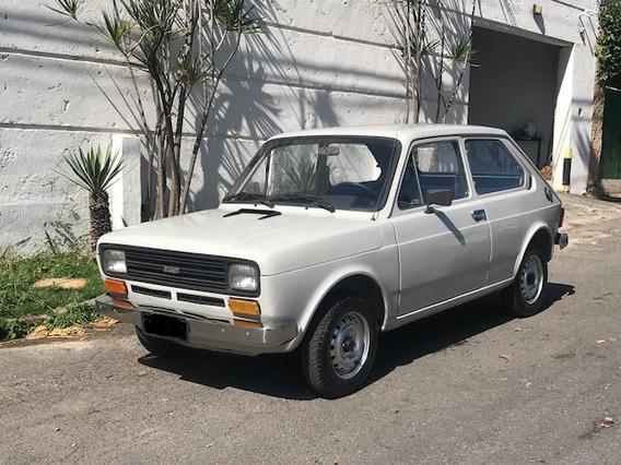 Fiat 147 1978 Placa Preta