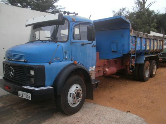 Mb 1113 76 Truck Caçamba